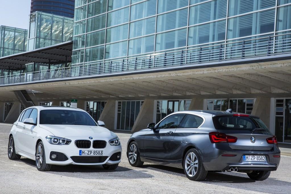 La nouvelle BMW Série 1