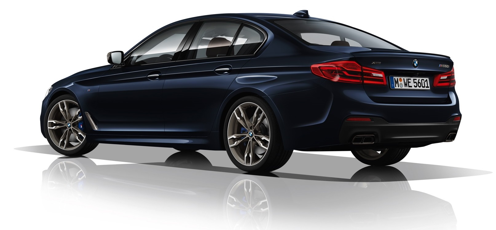 BMW G30 M550i