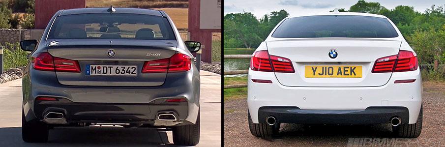 Nouvelle BMW Série 5 - 2016
