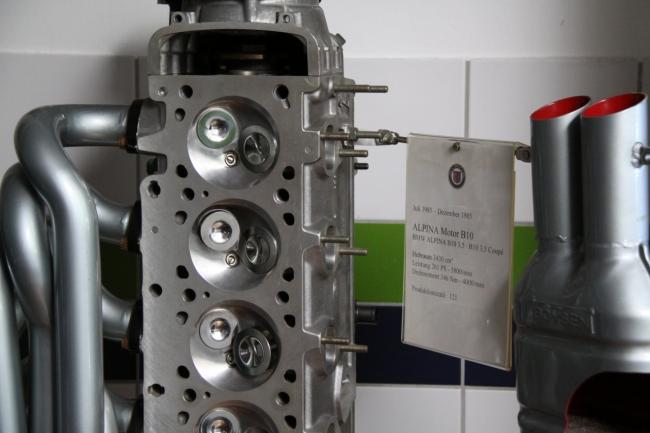BMW ALPINA - Buchloe