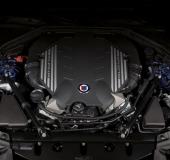 BMW Alpina B7 - Moteur