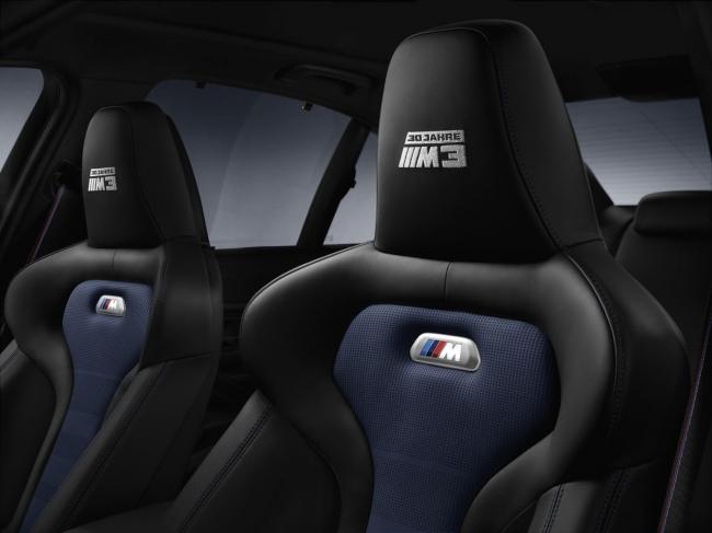 BMW M3 Edition - 30 Jahre M3 - 13