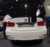 Mondial Auto Paris 2012 - BMW 335i M Performance