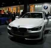 Mondial Auto Paris 2012 - BMW 320d xDrive