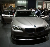 Mondial Auto Paris 2012 - BMW 520d