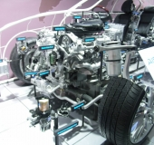 Mondial Auto Paris 2012 - Aisin