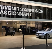 BMW au Mondial Automobile Paris 2016