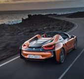 BMW i8 Roadster & Coupé - 03