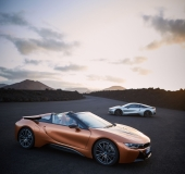 BMW i8 Roadster & Coupé - 13