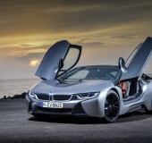 BMW i8 Roadster & Coupé - 17
