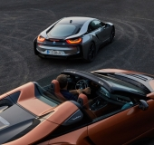 BMW i8 Roadster & Coupé - 29