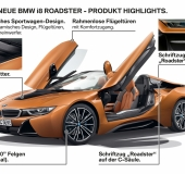 BMW i8 Roadster & Coupé - 37