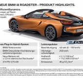 BMW i8 Roadster & Coupé - 38
