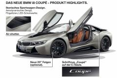 BMW i8 Roadster & Coupé - 34