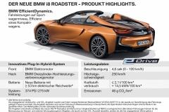 BMW i8 Roadster & Coupé - 38