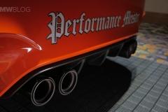 BMW M4 PerformanceMeister - NAC