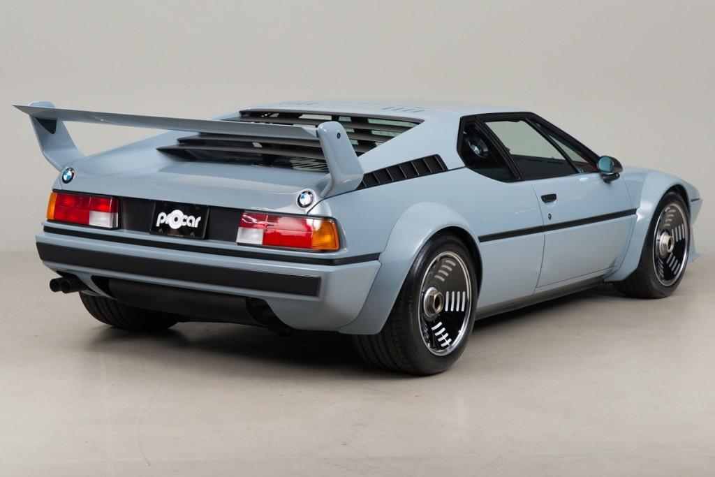 BMW M1 Procar, par Canepa