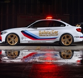 BMW M2 MotoGP Safety Car 2016