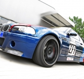 BMW M3 CSL - REIL Performance