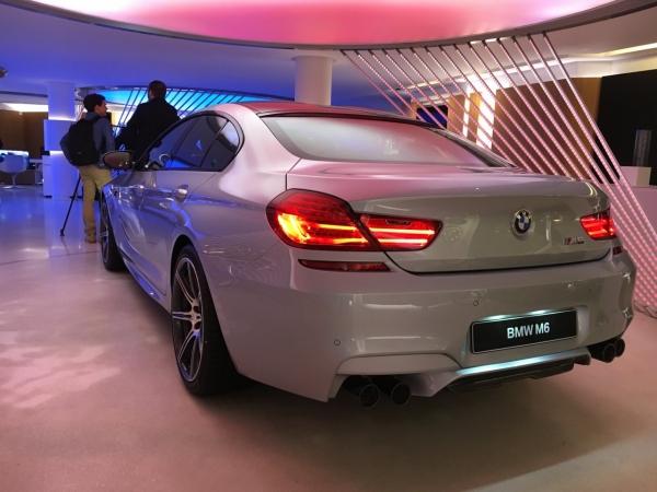 BMW M6 Gran Coue