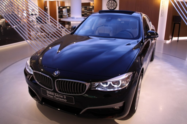 BMW Brand Store George V - BMW 320d GT