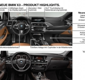 Nouveau BMW X3 - 2018 - 53