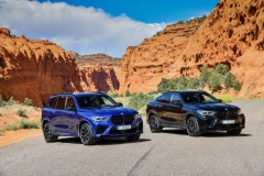 BMW X5M BMW X6M