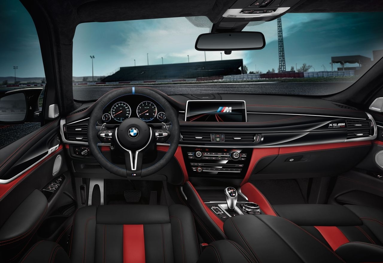 BMW X5M et X6M Black Fire Edition - 01