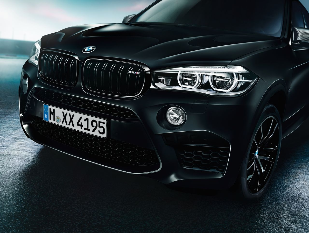 BMW X5M et X6M Black Fire Edition - 07