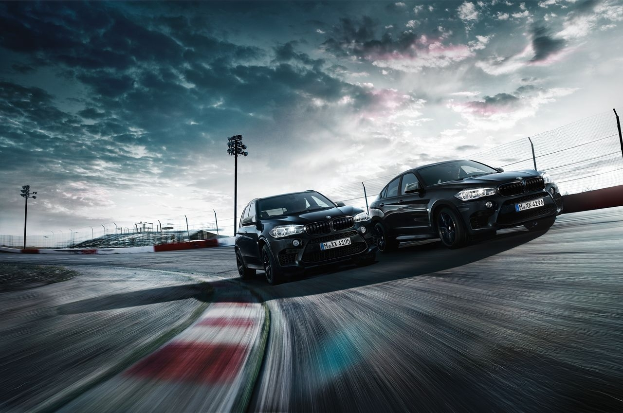 BMW X5M et X6M Black Fire Edition - 08