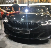 BMW Mondial Automobile Paris 2018 - 009