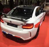 BMW Mondial Automobile Paris 2018 - 090