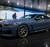 BMW Mondial Automobile Paris 2018 - 093