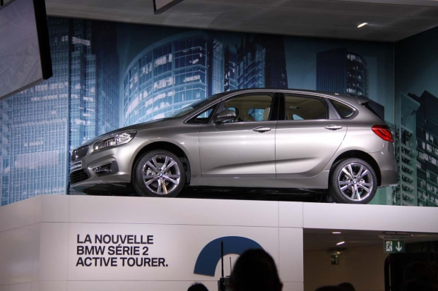 Mondial Automobile Paris 2014 - BMW Série 2 Active Tourer