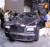 Mondial Automobile Paris 2014 - Rolls Royce