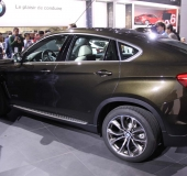 Mondial Automobile Paris 2014 - BMW X6