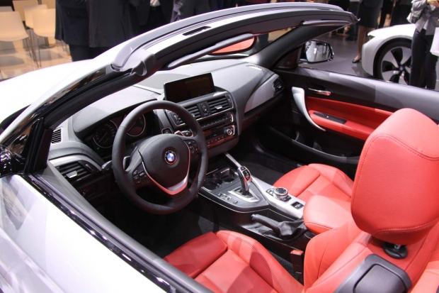 Mondial Automobile Paris 2014 - BMW Série 2 Cabriolet