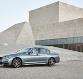 La nouvelle BMW Serie 5 Berline - 2016 - 013
