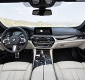 La nouvelle BMW Serie 5 Berline - 2016 - 045