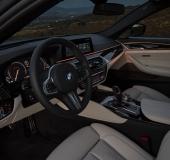 La nouvelle BMW Serie 5 Berline - 2016 - 055