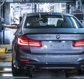 La nouvelle BMW Serie 5 Berline - 2016 - 108