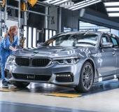 La nouvelle BMW Serie 5 Berline - 2016 - 111