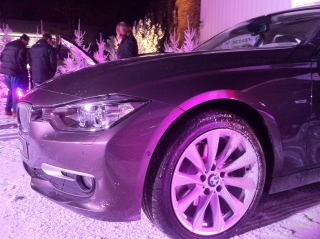 Une 320d Luxury