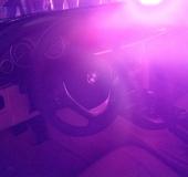 Intérieur de la 320d