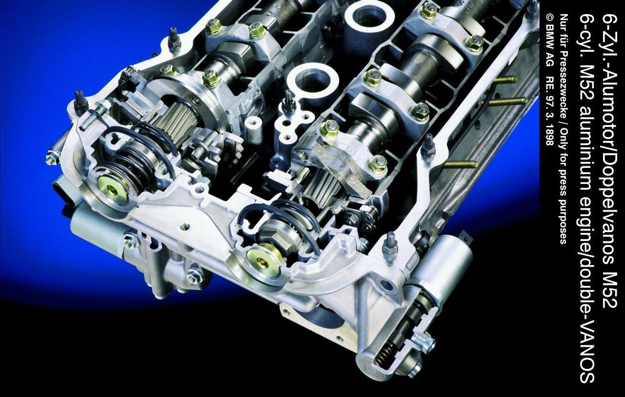 BMW Simple Vanos Distribution Arbre à Cames Kit 4 /& 6 Cylindres Aucun Variable