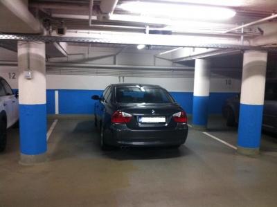 ça c'est une place de parking!