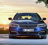 Nouvelle BMW Serie 5 Touring - 2017